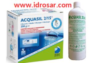 acquasil 2 15 e 20 40 vendita a roma promozione idrosar srl