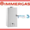 Scaldabagno a gas Immergas Caesar Eco 11