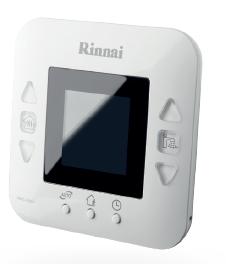 rinnai mirai a condensazione termostato - idrosar srl roma