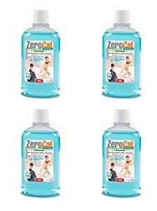 Ricariche Zerocal Dose Gel 4 flaconi da 500 ml idrosar srl a roma