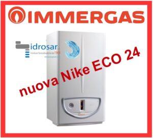 caldaia immergas Nike Eco 24 a Roma