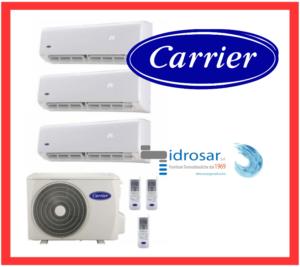 climatizzatore carrier trial split a roma