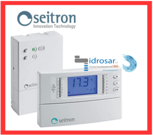 cronotermostato digitale Seitron Freetime Radio